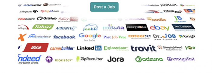 Posting your resume to the right job site mix